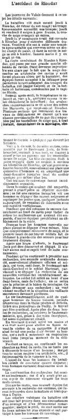 13 L'accident de Riondaz (1914)
