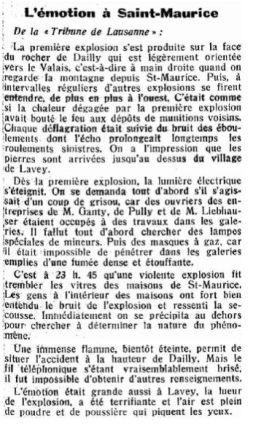 20.1 La catastrophe de Dailly 1946