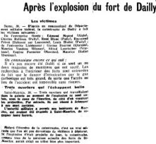 20.2 La catastrophe de Dailly 1946