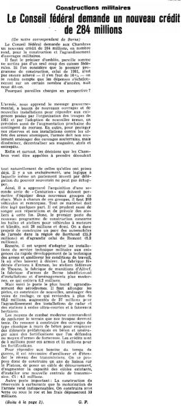 23 Constructions militaires (1958) page 1