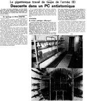 27.1 Travail de taupe de l'armée suisse partie 2 (1975)