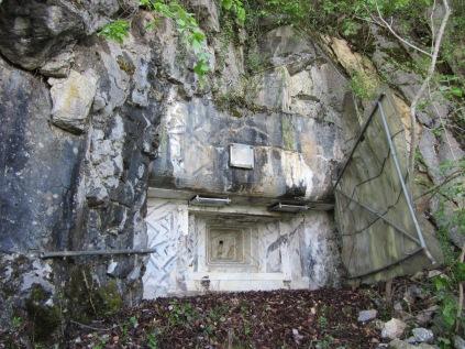 Hondrich, observatoire du fort d'artillerie
