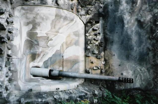 canon de 15cm de la pièce n°4 du Furkels